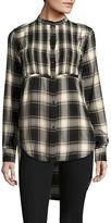 Denim & Supply Ralph Lauren Long Sleeve Plaid Shirt
