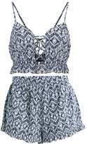 Even&Odd Beach accessory white/dark blue
