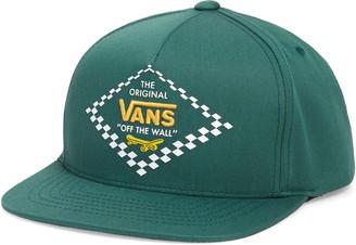 Vans Skate Disjunction Snapback Baseball Cap