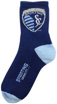 For Bare Feet Sporting Kansas City FC Ankle TC 501 Socks