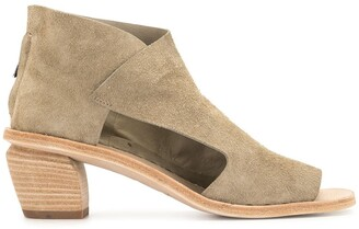 Officine Creative Soiree 70mm suede boots