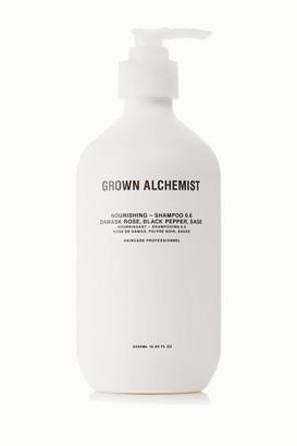 GROWN ALCHEMIST Nourishing