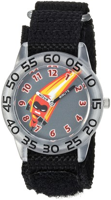 Disney Kids' WDS000572 The Incredibles 2 Analog Display Analog Quartz Black Watch