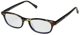 Eyebobs On Board (Blue Tortoise/Blue) Reading Glasses Sunglasses