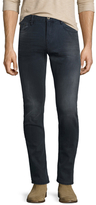 Scotch & Soda Skim Concrete Bleach Skinny Jeans
