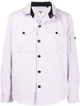 Barbour Buttoned Shirt Jacket