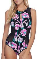 Body Glove Eldorado One-Piece Floral Swimsuit