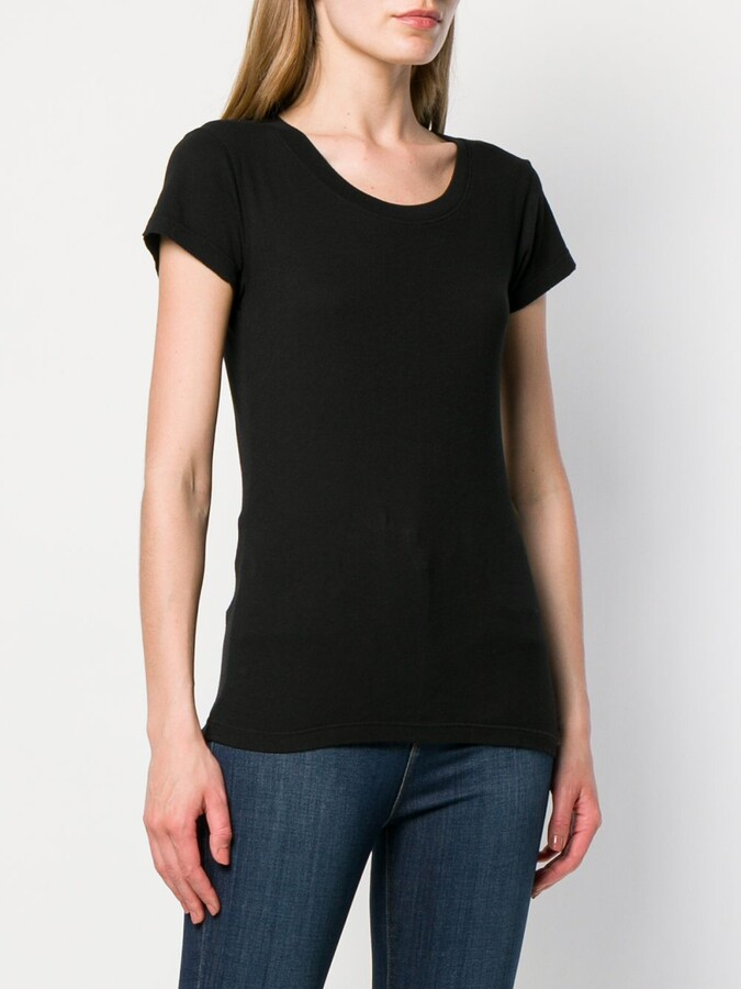 Thumbnail for your product : L'Agence slim fit T-shirt