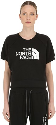 The North Face Womens Nse Graphic Cotton Blend T-shirt