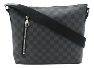Louis Vuitton Mick PM Anthracite Cloth Bags