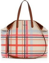 Splendid Emerald Bay Printed Tote
