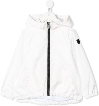 Il Gufo Zipped Hooded Jacket