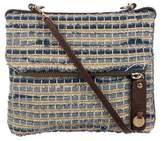 Mayle Metallic Crossbody Bag