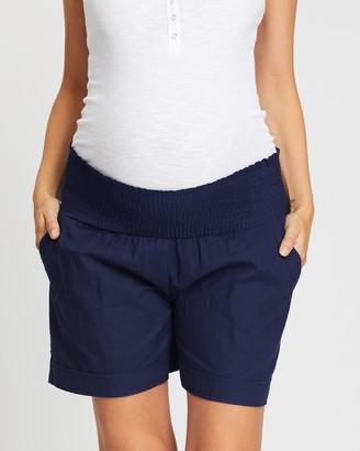 Angel Maternity Light Weight Summer Shorts