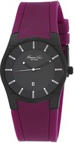 Kenneth Cole York Women's KC2581 Slim Sport Strap Date Watch