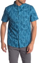 Threads 4 Thought Batik Short Sleeve Organic Cotton Shirt
