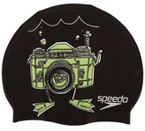Speedo Underwater Camera Swim Cap