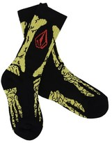 Volcom Savage Bone Socks