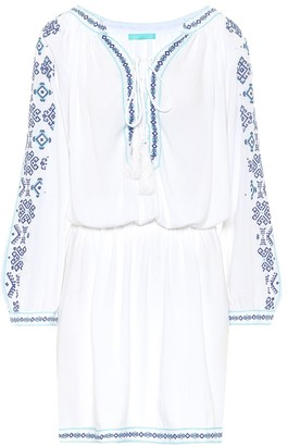 Melissa Odabash Ellie embroidered kaftan