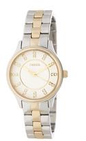 Fossil Women&s Two-Tone Bracelet Watch