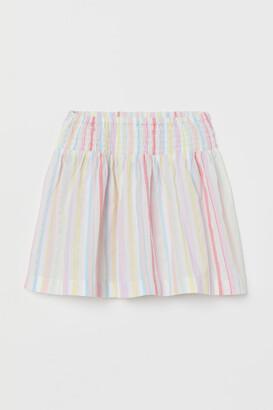 H&M Cotton Skirt - Pink