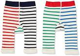 Joules Baby Boy's Lively Tights,Large (Manufacturer Size:1-2) pack of 2