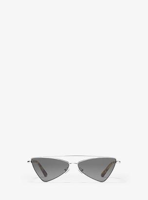 Michael Kors Jinx Sunglasses - Green