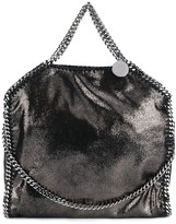 Stella McCartney metallic Falabella tote