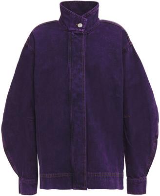 Ganni Faded Denim Jacket