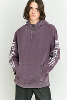 Obey New Times Propaganda Purple Pullover Hoodie
