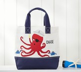 Pottery Barn Kids Nautical Octopus Pirate Tote