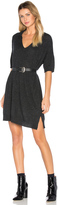 James Perse Cashmere Polo Dress