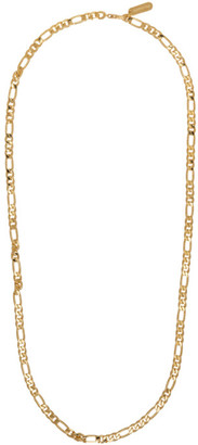 Numbering Gold 855 Necklace