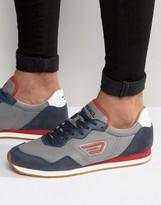 Diesel Kursal Runner Sneakers