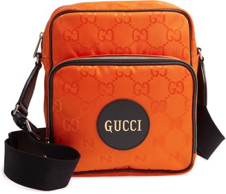 Gucci Off the Grid Logo Messenger Bag
