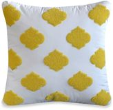 DenaTM Home Payton Applique Square Throw Pillow