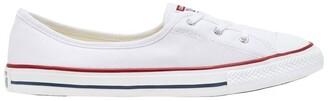 Converse Chuck Taylor All Star Ballet Lace 2.0 566774 White/Garnet/Navy Sneaker