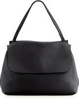 The Row Top Handle 14 Bag in Calf Leather