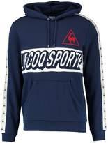 Le Coq Sportif TRI FOOTBALL Hoodie dress blues/marshmallow