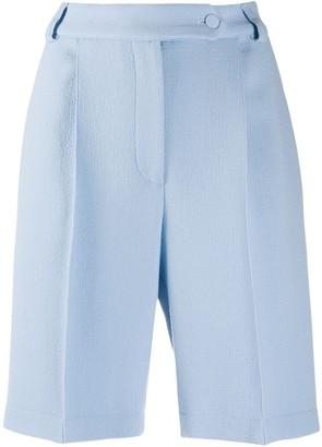 Styland Mid-Rise Bermuda Shorts