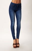 Mother HIGH WAIST LOOKER SKINNY JEAN