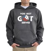 Eddany You just got served volleyball Hoodie
