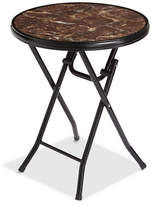 Distinctly Home Bistro Glass Folding Table