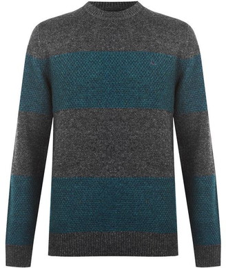 Jack Wills Aldbourne Colour Block Crew Jumper