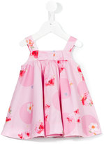 Lapin House - floral print dress - kids - Cotton/Spandex/Elastane - 18 mth