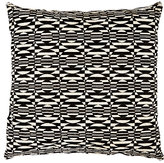 Barneys New York Geometric Calf Hair & Suede Pillow