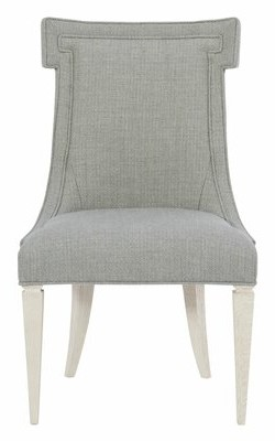 Bernhardt Domaine Blanc Upholstered Dining Chair (Set of 2