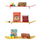 Leçons de Choses Blue Skateboard Shelf
