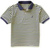 Nautica Big Boys 8-20 Striped Short-Sleeve Polo Shirt