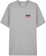 Billionaire Boys Club Satellite Flight Printed Cotton T-shirt